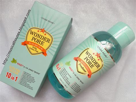 Etude House Pore Freshner etude house pore freshner review and ingredients