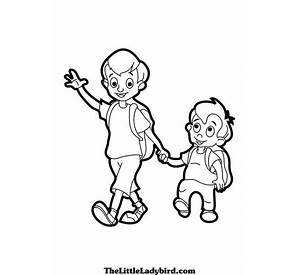 human ear coloring page free printable coloring pages - Helping Hands Coloring Page