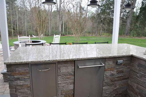 Outdoor Kitchen Countertop by Images Of Granite Marble Quartz Countertops Richmond Va