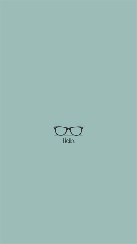 wallpaper for iphone hipster hipster glasses hello iphone 6 wallpaper