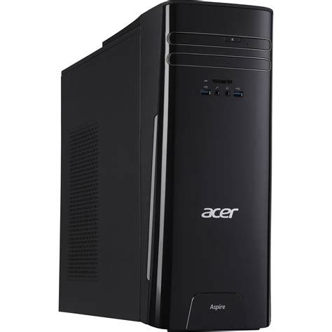 Acer Aspire Atc 105 Ur11 Desktop acer aspire atc desktop computer dt b68aa 001 b h photo