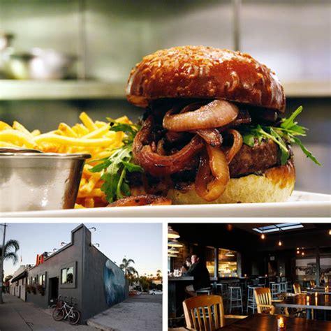 hudson house redondo ca redefining food with the pretzel burger at hudson