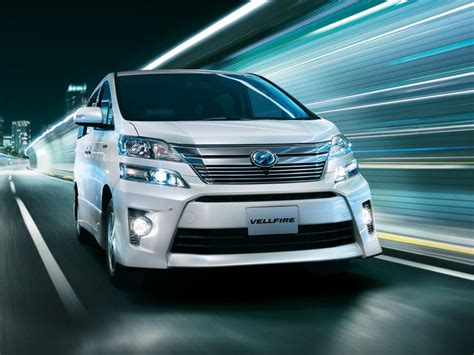 toyota models and toyota vellfire hybrid 20 series import and model
