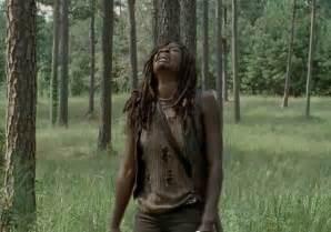 Walking Dead Michonne the walking dead new trailer for the mid season premiere