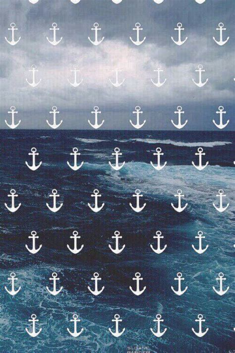 wallpaper iphone hipster anchor hipster navy iphone wallpapers pinterest