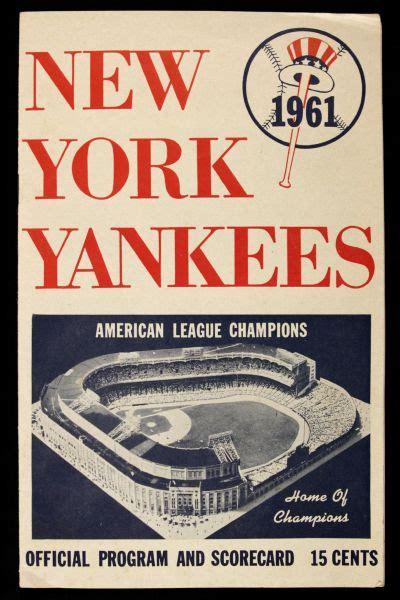 yankee stadium home run lights lot detail 1961 york yankees vs washington senators