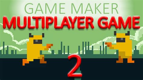 construct 2 multiplayer tutorial game maker tutorial multiplayer platformer 2 youtube