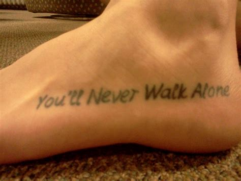 you ll never walk alone tattoo 301 moved permanently