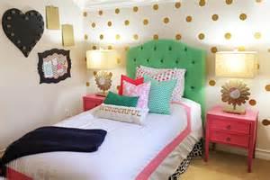 Bedroom Design Ideas Gold Amazing Tween Bedroom Design Pink Navy Gold And