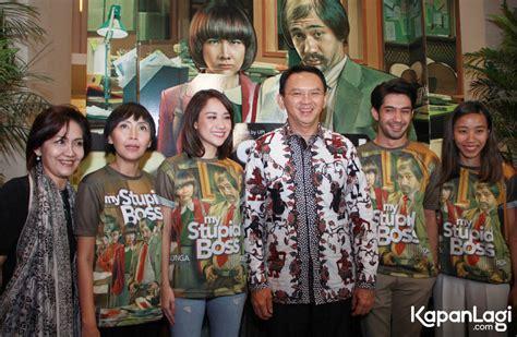film indonesia ngakak nonton bareng my stupid boss ahok ngakak sepanjang film