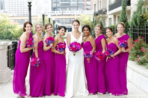 a colorful chicago wedding inspired by hindu and brides chicago illinois indian fusion wedding by jen lynne