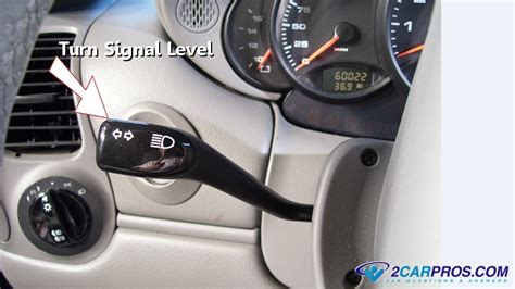 how to fix turn signal problems in 20 minutes