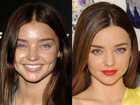 victoria secret models makeup victoria s secret models without makeup before and after