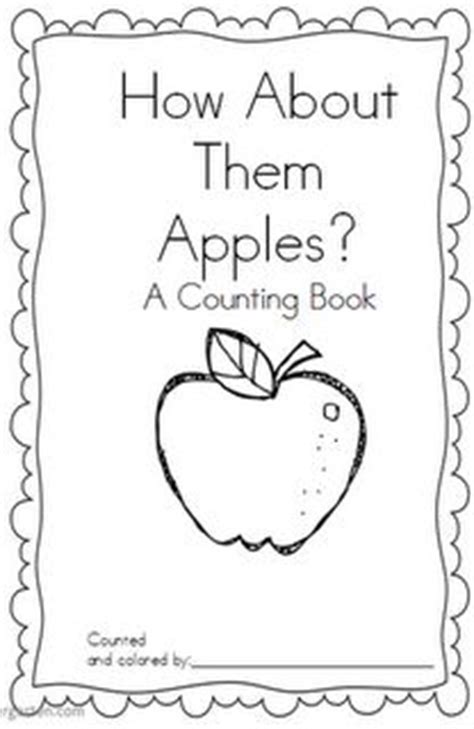my apple counting book free peek at my week apples updates and freebies coloring