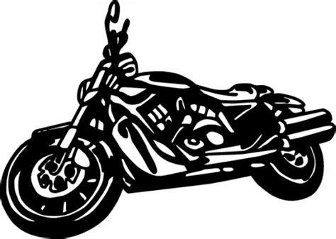 Motorradtouren Zum Runterladen motorrad seite der kostenlosen vektor