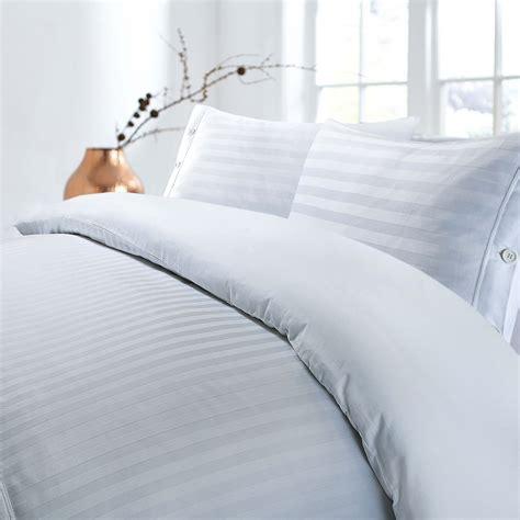hotel quality bed linen uk 100 luxury hotel quality cotton satin stripe