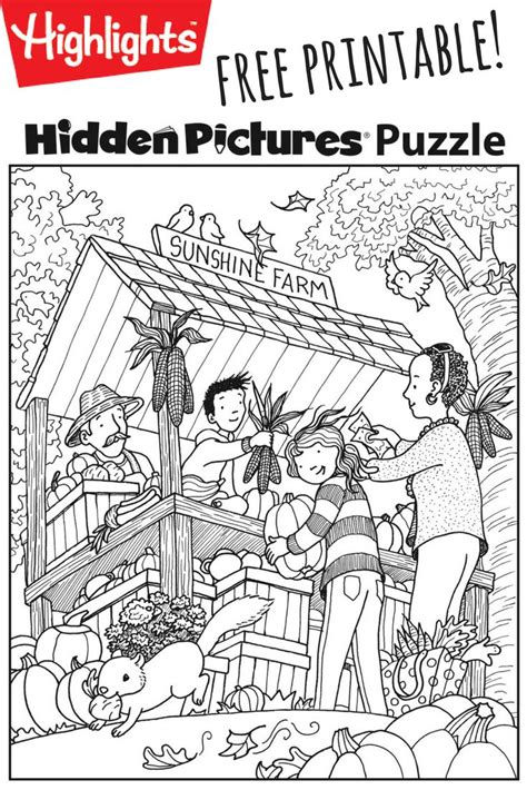 free printable hidden pictures thanksgiving download this festive fall free printable hidden pictures