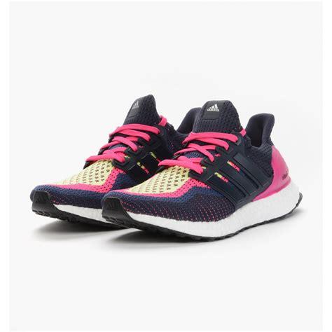 Adidas Ultra Boost 20 Hitam Ungu adidas ultra boost w quot navy pink quot