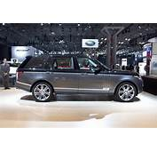 2015 Full Size Range Rover  Autos Post