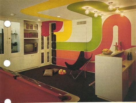 all things basement retro 70s basement stripes all things 60s 70s