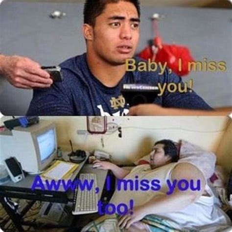 Manti Te O Memes - memes the internet is not treating manti te o kindly
