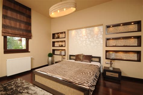 dramatic lighting fixtures   bedroom