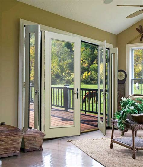 Therma Tru Patio Door Therma Tru Vented Sidelites Prosales Windows Doors Entryway Therma Tru