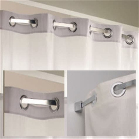 shower curtain bar curved the arc curved shower rod