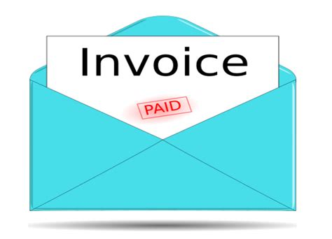 invoicing clipart free download clip art free clip art