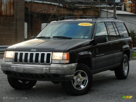 1996 black jeep grand laredo 4x4 59117493 gtcarlot car color galleries