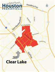 City Limits Location Guide To Clear Lake Houston Tx Clear Lake Homes For Sale