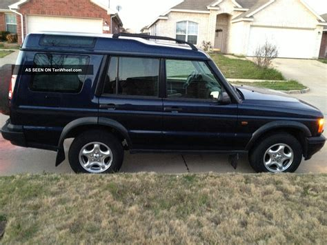 discovery land rover 2000 2000 land rover discovery