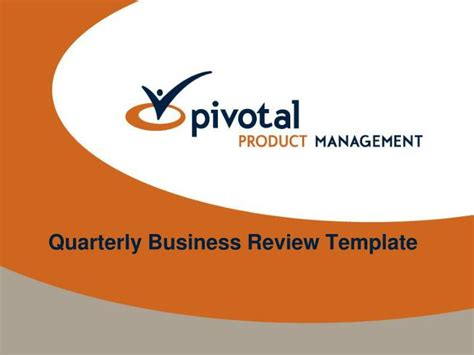 templates for quarterly business reviews ppt quarterly business review template powerpoint