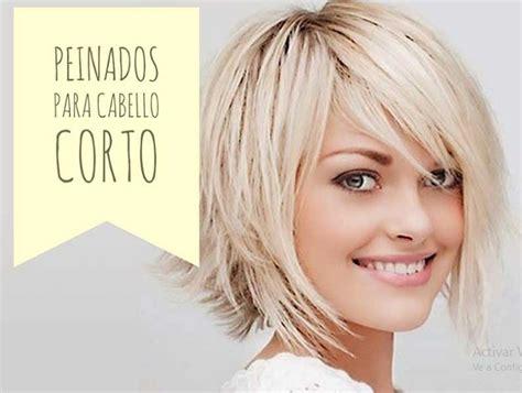 11 peinados casuales para cabello corto peinados peinados para pelo corto con ideas paso a paso