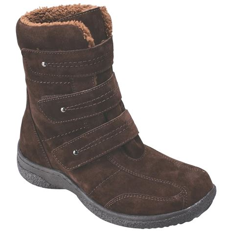 s propet suede stowe walking boots 282824 winter