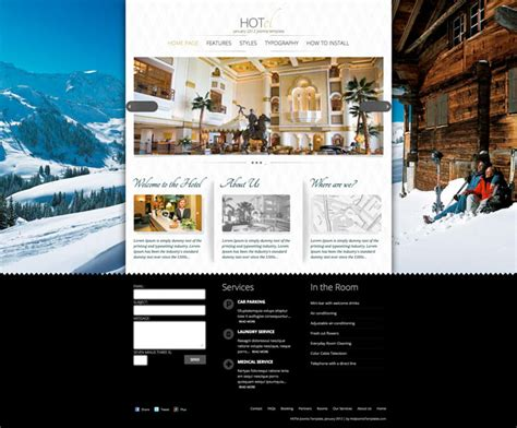 Joomla Template Hotel Free Download | joomla hotel template hotthemes