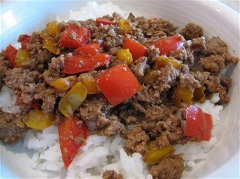 lynn house of roast beef ground beef stir fry