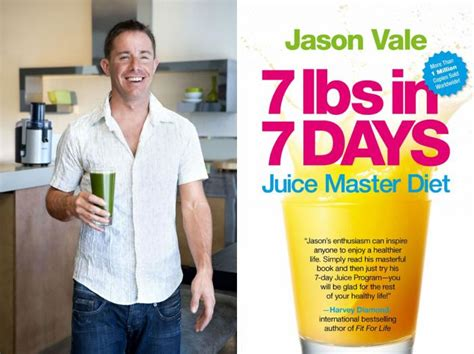 Juice Master 3 Day Detox Weight Loss by Jason Vale 7 Lbs In 7 Days Juice Master Diet Avaxhome