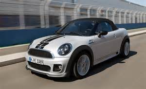 Mini Roadster Cooper Car And Driver