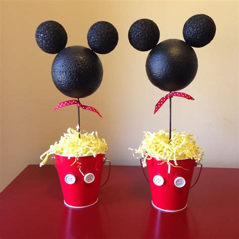 Mickey Mouse Table Decorations by Mickey Mouse Table Decorations