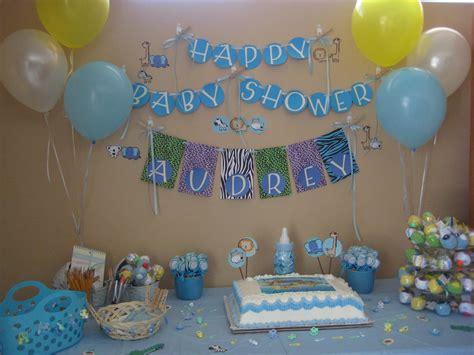 Decorar Baby Shower by 191 C 243 Mo Decorar Un Baby Shower