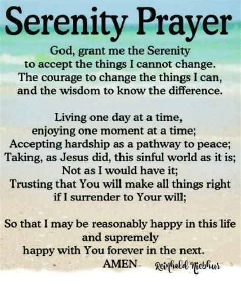 Serenity Prayer Meme - 25 best memes about serenity prayer serenity prayer memes
