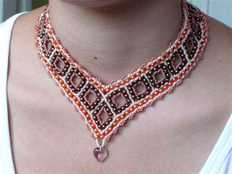 Handmade Jewelry Designs Patterns - magic free beading patterns and everything about