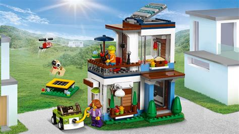 casa lego 31068 modular modern home lego 174 creator products and