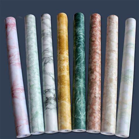 Folie Marmor Design by Dekorativ Selbstklebende Folie 3d Marmor Tapeten Mit