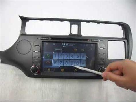 best auto repair manual 2012 kia rio navigation system kia rio dvd navigation tv kia rio gps navigation youtube