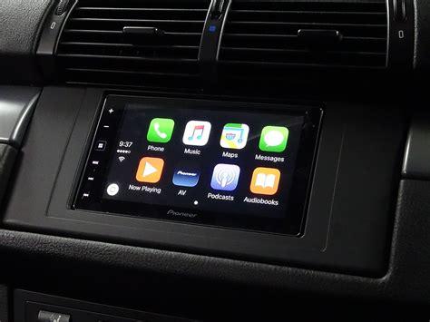 carplay bmw bmw x5 pioneer apple carplay sph da120