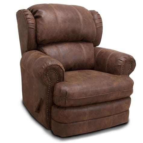 franklin corporation recliner leather furniture mart