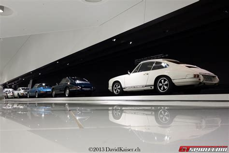 porsche museum cars sneak preview 50 years of the porsche 911 exhibition at