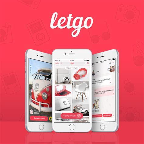 Let Go letgo s cutting edge secondhand marketplace app launches